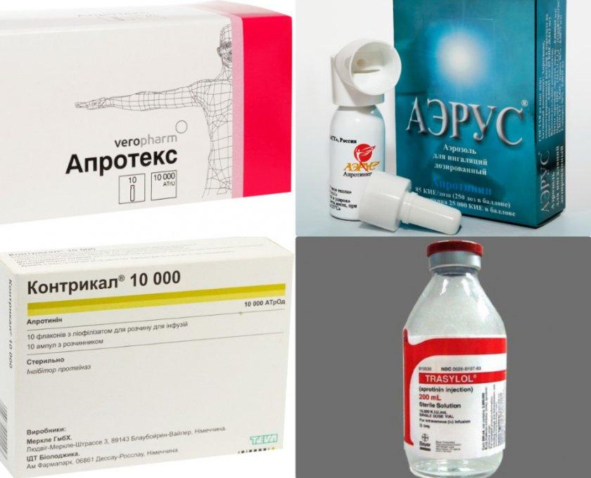 Апротинин — эффективное средство для лечения панкреатита