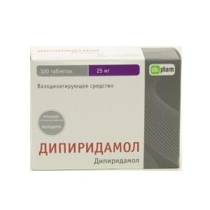 Тиклопидин-ратиофарм