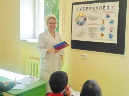 Редкая локализация внелегочного туберкулеза