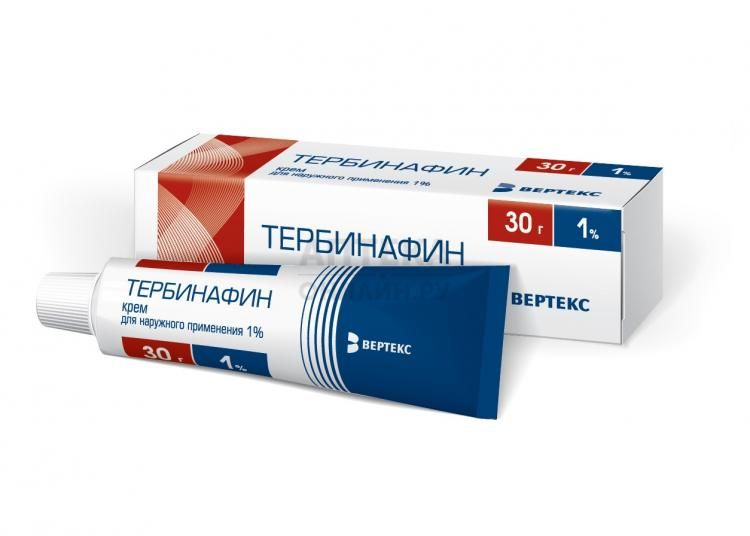 Тербинафин от грибка ногтей — отзывы, цена, аналоги