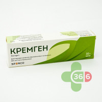 Кремген - инструкция, аналоги