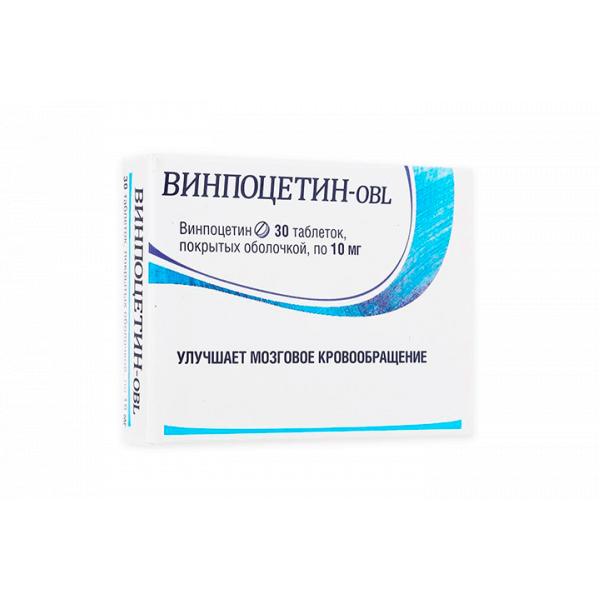 Винпоцетин форте инструкция по применению, описание препарата, отзывы