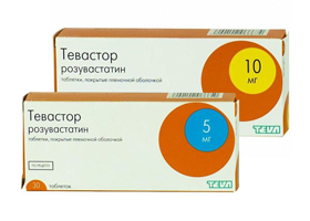 Инструкция по применению препарата тевастор