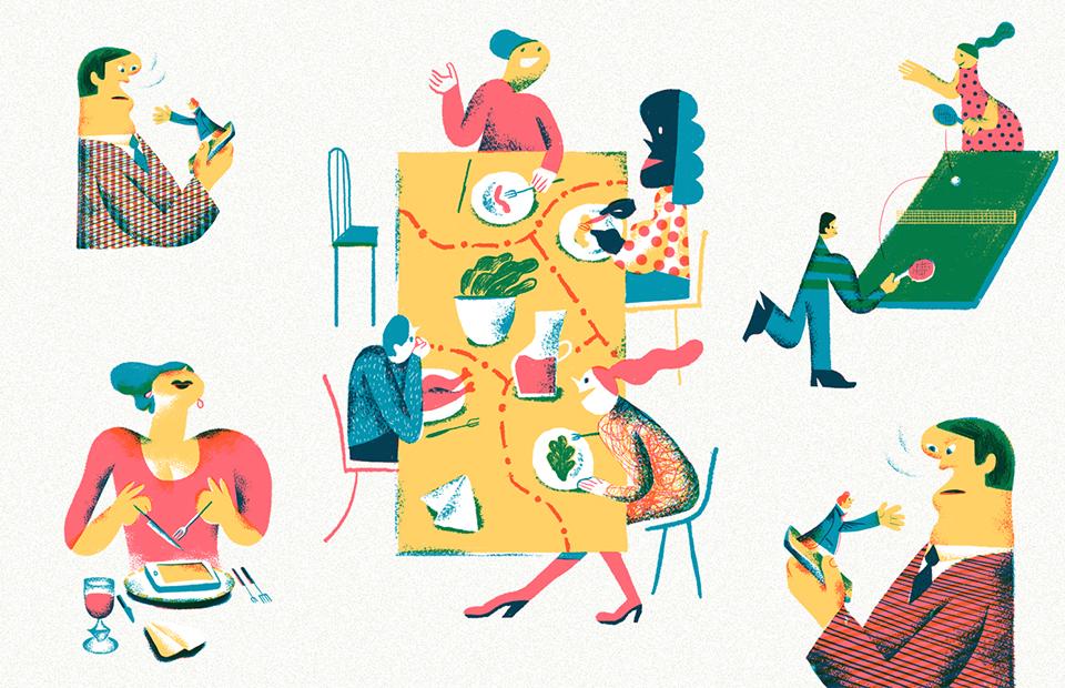 10 способов влияния социальных сетей на наше психическое здоровье :: инфониак