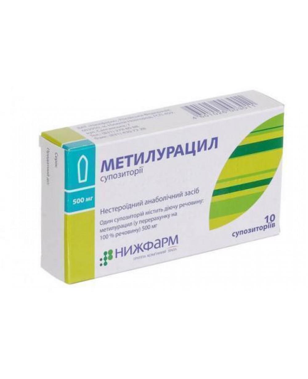 Применение метилурацила при геморрое