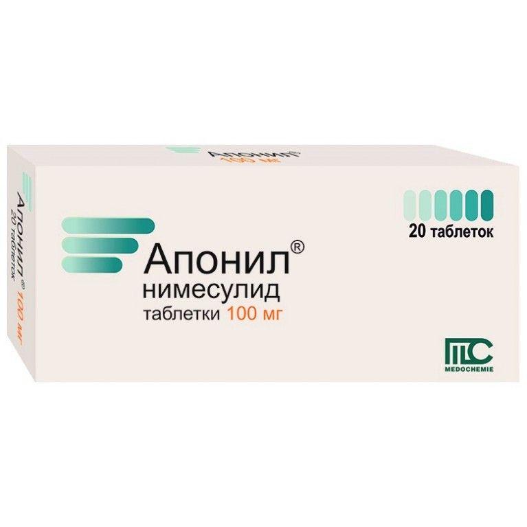 Таблетки найз: состав, показания и противопоказания, дозировка, побочные эффекты