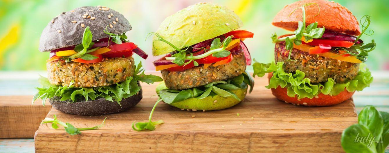 С чего начать вегетарианство: что едят вегетарианцы