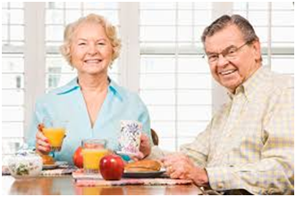 Диета для пожилых людей – худеем по-взрослому