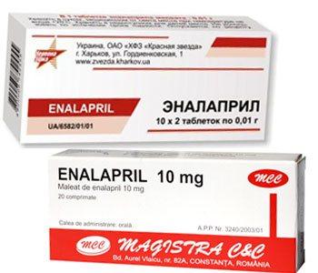 Полная информация по препарату эналаприл: инструкция по применению, цена, отзывы и аналоги