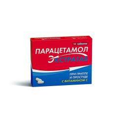 Особенности применения раствора парацетамола