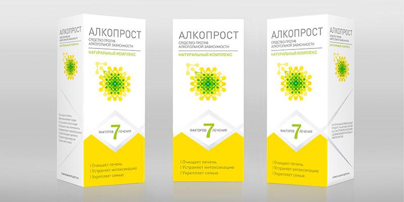 Капли для лечения алкоголизма алкопрост