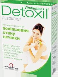 Детоксин: состав, показания, инструкция по применению