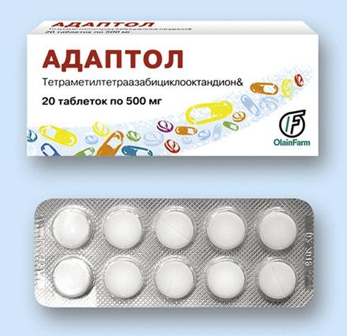 Адаптол. инструкция по применению, отзывы пациентов, цена, аналоги