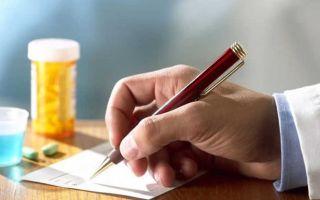 Инструкция по применению препаратов на основе дулоксетина