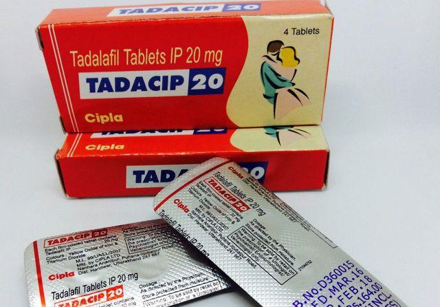 Тадалафил — показания, противопоказания, дозировка