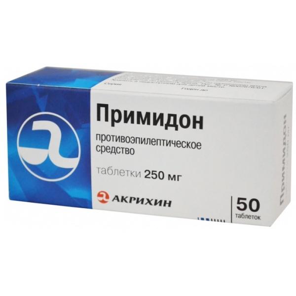 Аналоги таблеток примидон