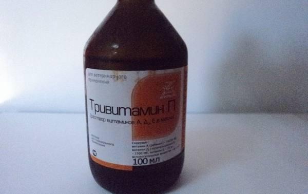 Отзывы о препарате тетравит