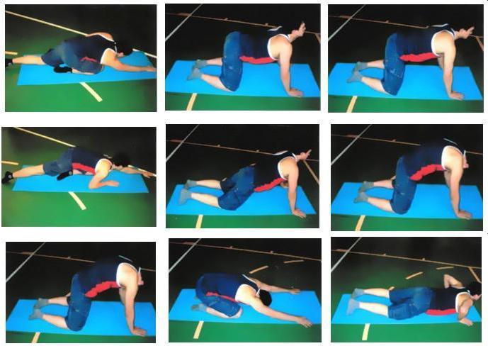 Что делать при смещении позвонков: лечение, гимнастика