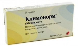 Климонорм (klimonorm) для женщин при климаксе. отзывы, инструкция по применению, аналоги, состав, цена