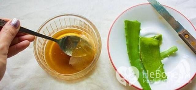 Алоэ от кашля для детей: рецепты с добавлением меда, правила применения сока растения, польза, как отхаркивающего средства
