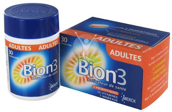 Аналоги таблеток бион 3