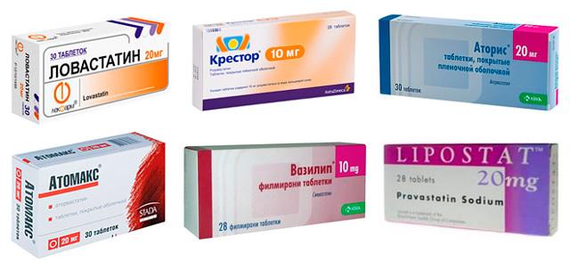 Аналоги таблеток розукард
