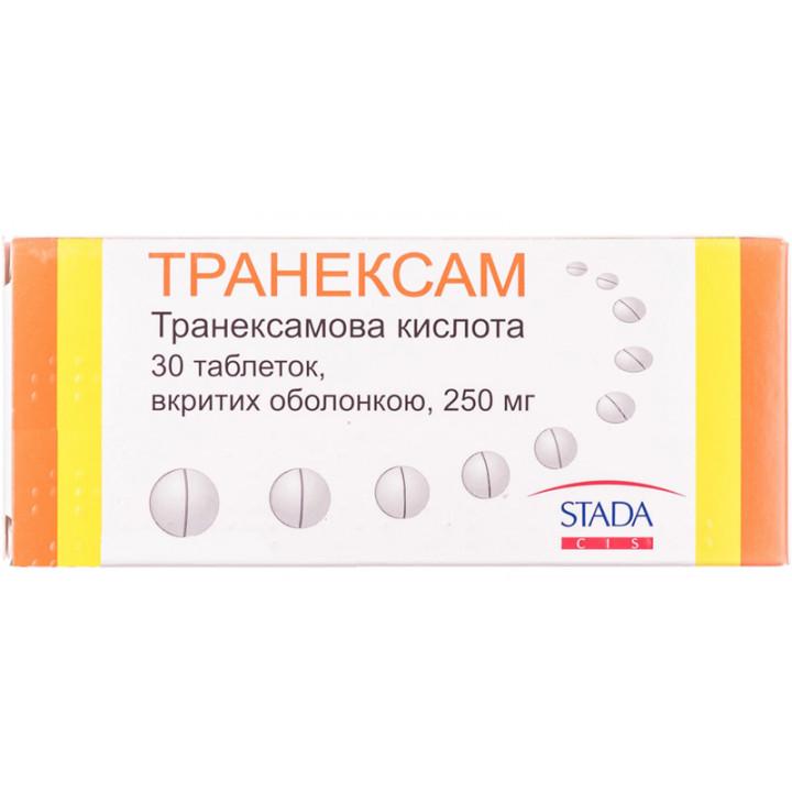 Транексам. инструкция по применению при маточных кровотечениях, беременности, обильных месячных. аналоги, цена