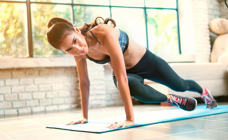 Высокоинтенсивная интервальная тренировка для похудения