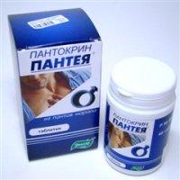 Пантокрин (pantocrine). показания к применению, инструкция, цена