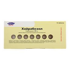 Препарат: хайрабезол в аптеках москвы
