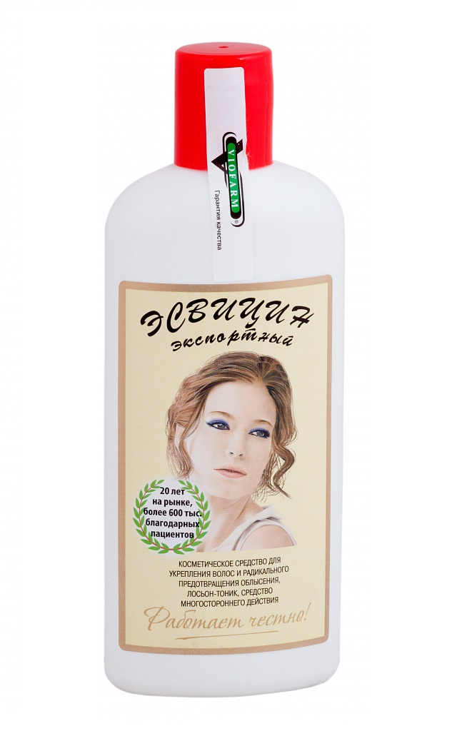 Эсвицин для волос - инструкция по применению. средство для волос эсвицин - фото до и после, отзывы трихологов