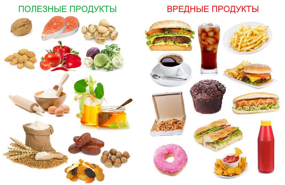 Как питаться и какую диету соблюдать при грибке ногтей