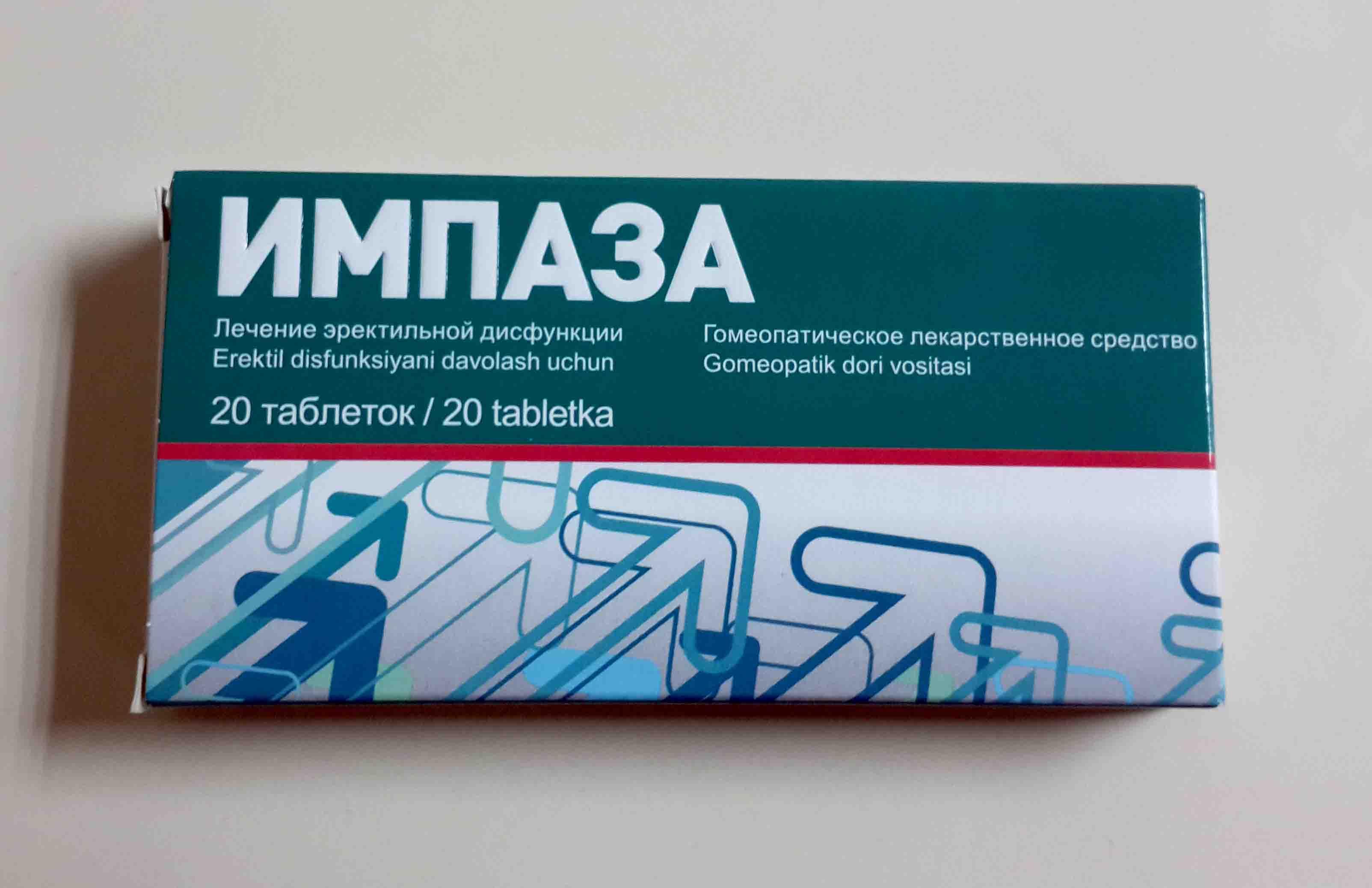 Импаза - решение проблем с эректильной дисфункцией