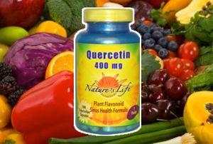Что такое кверцетин, как его применять, в каких продуктах содержится и противопоказания