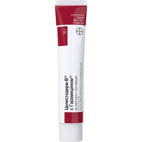 Целестодерм эффективен в терапии многих кожных заболеваний