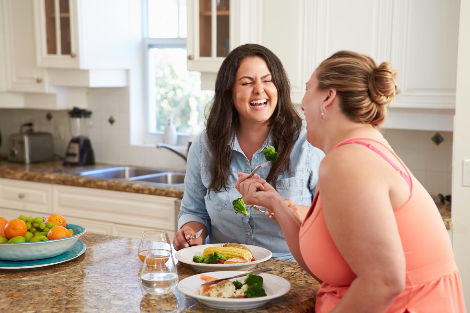 Позитивный фильм о похудении