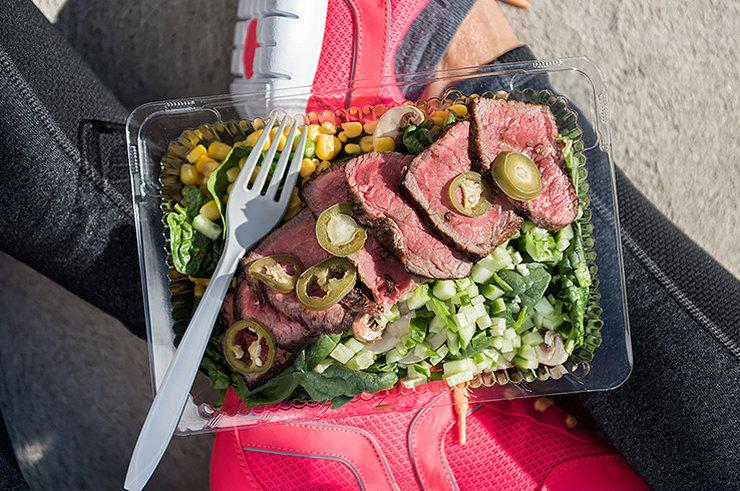 Питание при сушке тела для мужчин — меню на неделю