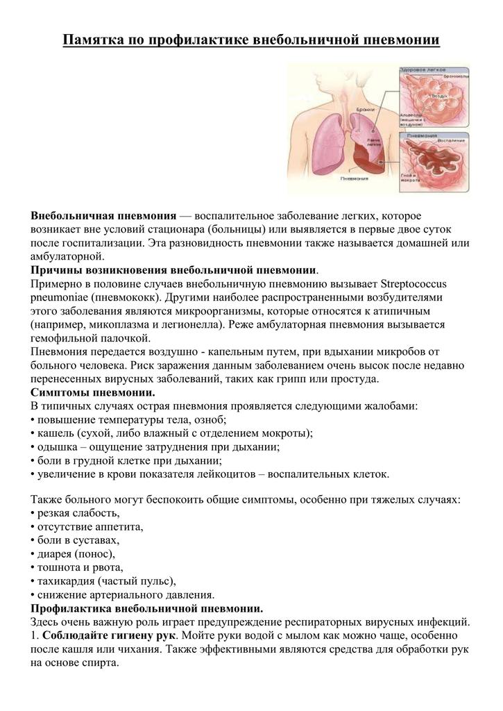 Пневмония заразна или нет? классификация заболевания по локализации и виду возбудителя. как передается, меры профилактики