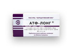 Атф - что это такое, описание и форма выпуска лекарства, инструкция по применению, показания, побочные эффекты