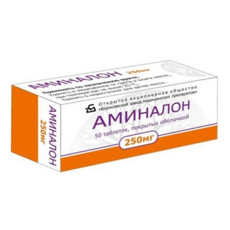 """Препарат """"аминалон"""": отзывы врачей. инструкция по применению"""