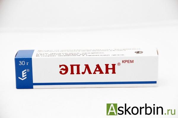 Эплан - инструкция по применению мази и жидкого раствора, отзывы и цена
