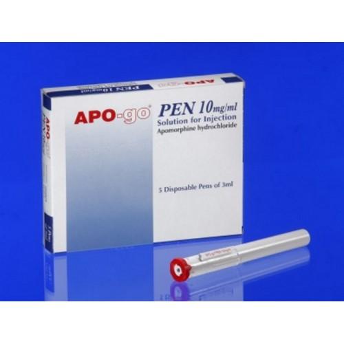Таблетки апоморфин