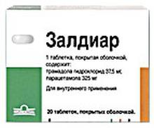 Особенности терапии препаратом залдиар и инструкция по его применению