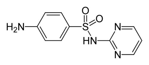 Сульфадиазин серебра