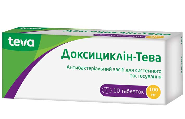 Доксициклин (юнидокс)