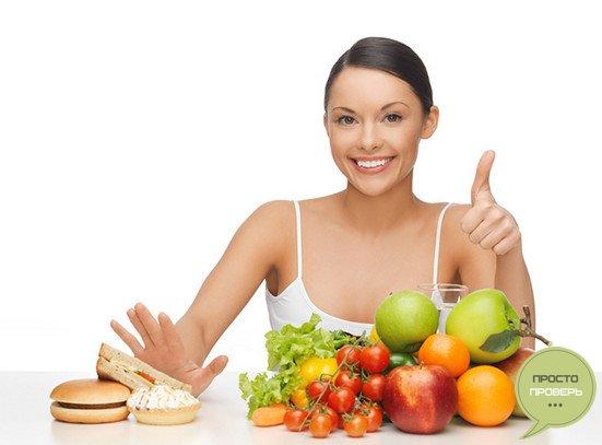 Буч-диета: подробное описание и примерное меню