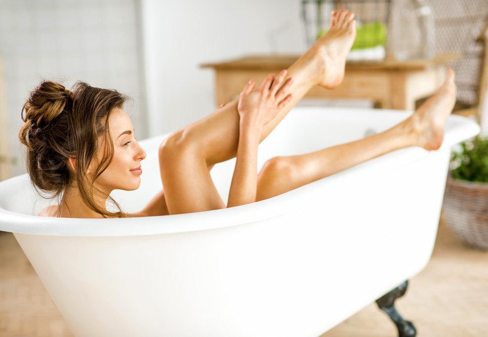 4 ванны для похудения в домашних условиях: эффективные рецепты