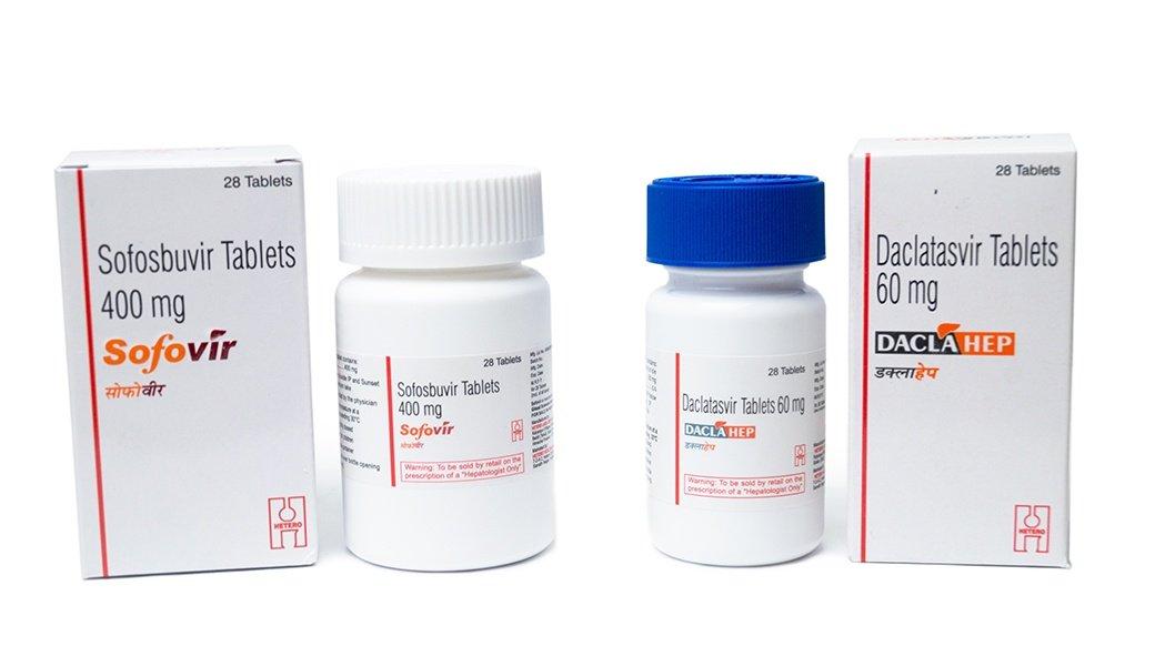 """Препарат от гепатита с """"софосбувир"""": отзывы, инструкция по применению"""