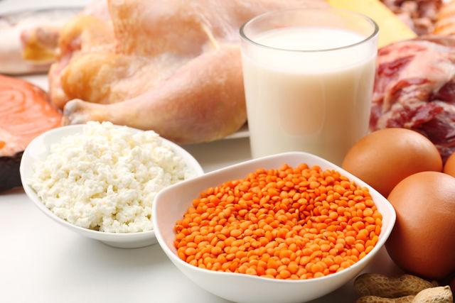 Низкобелковые диеты