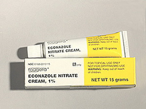 Эконазол: инструкция по применению препарата